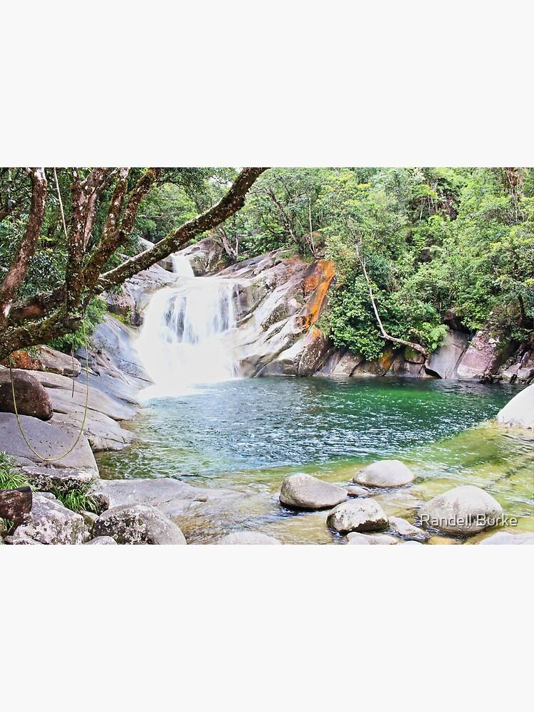 Cascading Josephine Falls by inntron