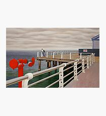 Fear of the Sea II Photographic Print