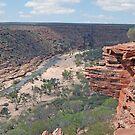 The Loop, Kalbarri National Park, Western Australia by Adrian Paul