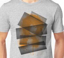Funky lady (orange) Unisex T-Shirt