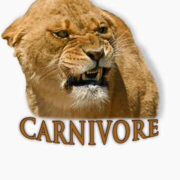 Carnivore  by Boxend
