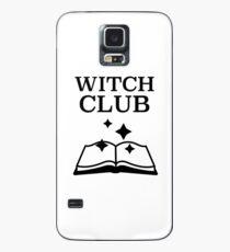 Witch Club Logo  Case/Skin for Samsung Galaxy