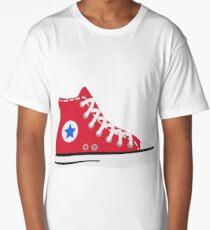 Shoe Long T-Shirt