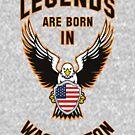 Legends are born in Washington by beloknet