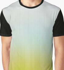Light abstract gradient motion blurred background. Colorful lines texture wallpaper Graphic T-Shirt