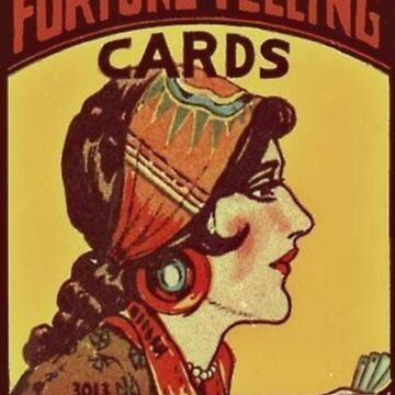 Fortune telling card by ghjura