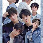«Cartel del grupo BTS: Love Yourself Tear Edit (2)» de KpopTokens