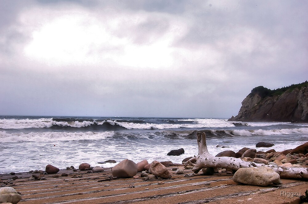Going Coastal by Riggzy