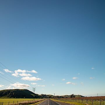 the road to New Zealand by becscerri