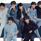 BTS Group Poster : Love Yourself Tear Edit (3) by KpopTokens
