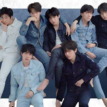Cartel del grupo BTS: Te amo a ti mismo Tear Editar (3) de KpopTokens