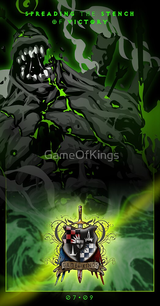 Game of Kings, Wave Two Preview - the Black King-Bishop's Pawn by GameOfKings
