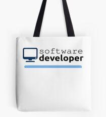 Software Developer Tote Bag