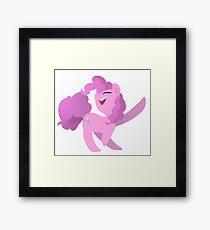 PARTY PONY - PINKIE PIE Framed Print