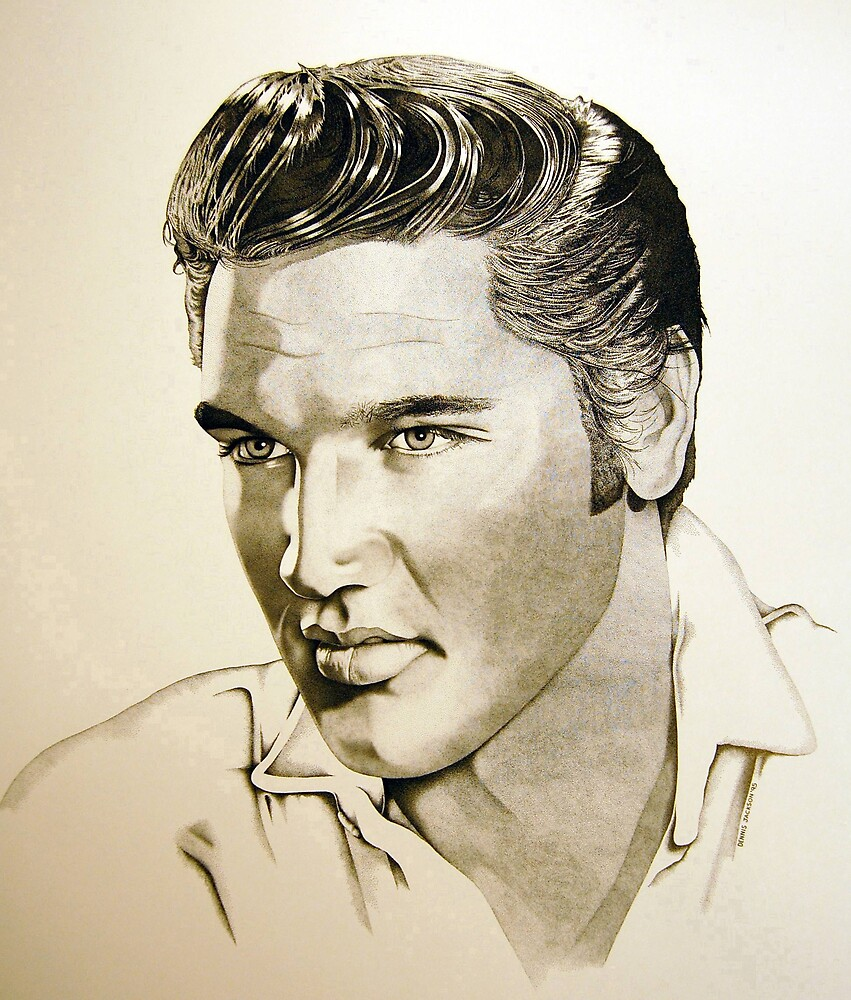 "Elvis ""The Early Years"" by Dennis Jackson"