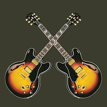 Vintage Electric Guitars by barminam