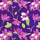 Magnolia by runlenarun
