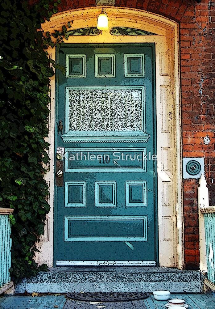 The Green Door by Kathleen Struckle