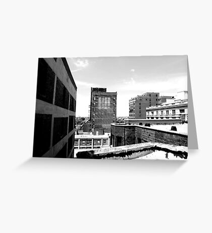 VIEW FINDER Greeting Card
