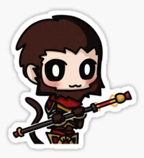 [Mini Chibi] Wukong Sticker