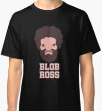 Funny Blobfish Perfect for Fish Lovers Blob ross Classic T-Shirt