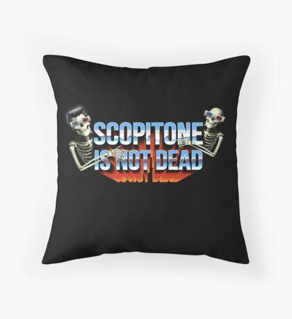 SCOPITONE IS NOT DEAD Coussin