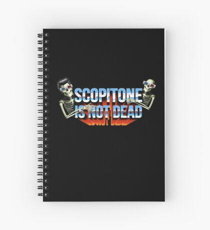 SCOPITONE IS NOT DEAD Cahier à spirale