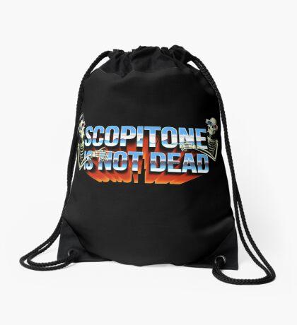 SCOPITONE IS NOT DEAD Sac à cordon