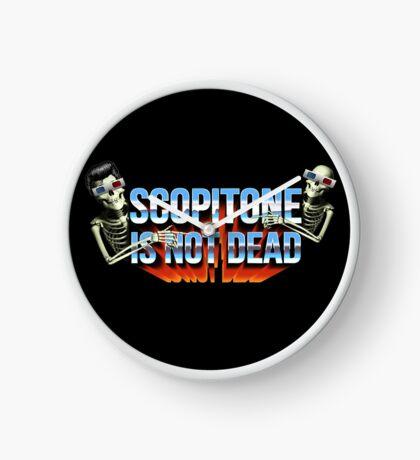 SCOPITONE IS NOT DEAD Horloge