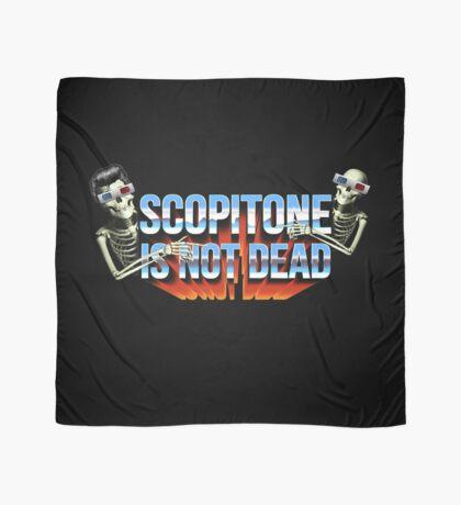 SCOPITONE IS NOT DEAD Foulard