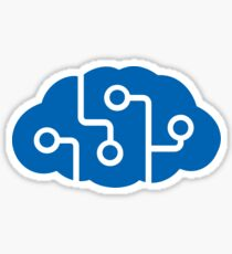 Microsoft Cognitive Services Sticker