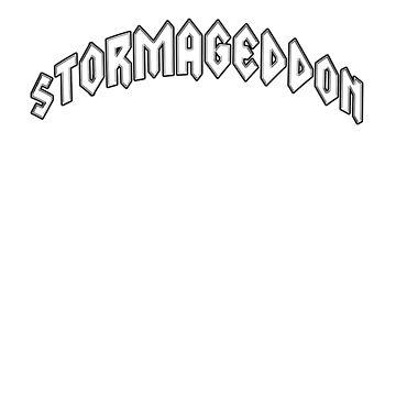Stormageddon - Dark Lord of ALL by brianftang