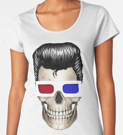 SCOPITONE MAN T-shirt premium femme