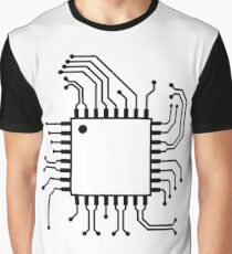 microcontroller electrical engineer Graphic T-Shirt
