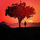 The Red Tree by seamless