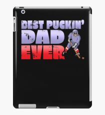 Best Puckin' Dad Ever iPad Case/Skin