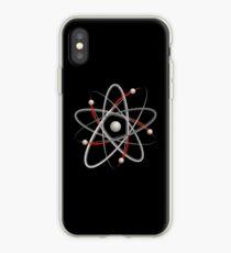Atom Symbol iPhone-Hülle & Cover