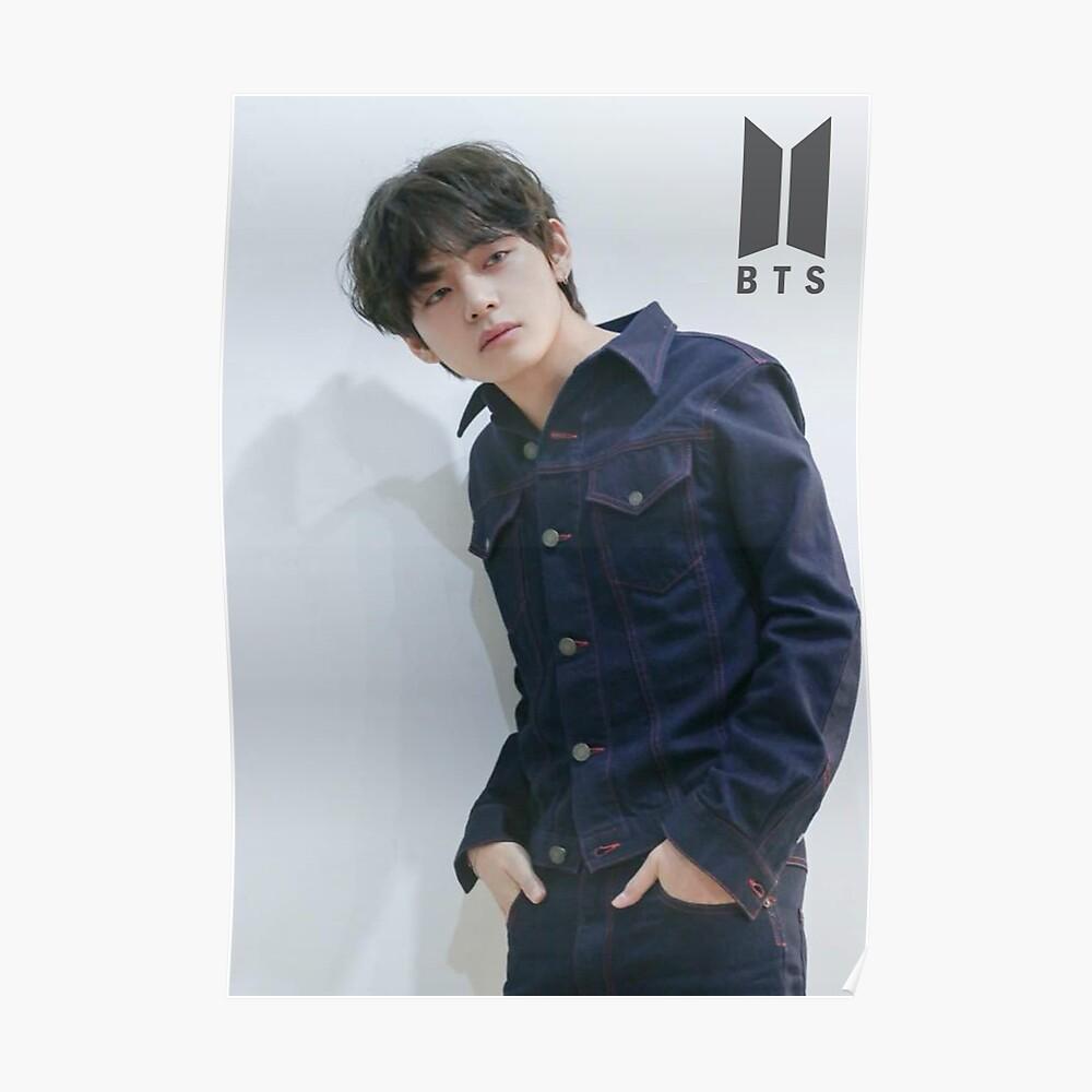 BTS Taehyung Poster
