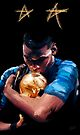 Champion Paul Pogba by Mark White