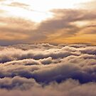 Clouds above Clouds by TJ Baccari Photography