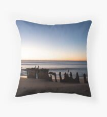 Slain Seafarer  Throw Pillow