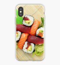 sushi sushi sushi  iPhone Case