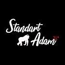 StandartAdam BlackBG by Malik M Beser