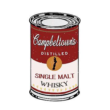 Campbeltown's Single Malt by eldram