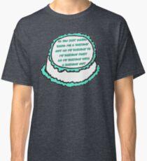 Birthday Gift Vine Classic T-Shirt
