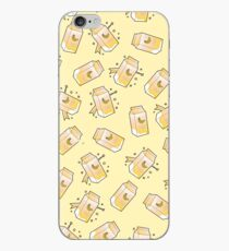 Banana Milky Way iPhone Case