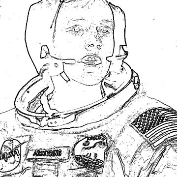 Space Man by procrest