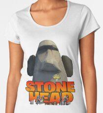 Stone Head Women's Premium T-Shirt