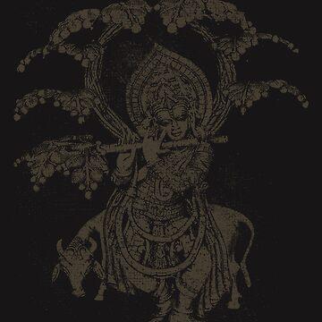 krishna by ramanandr