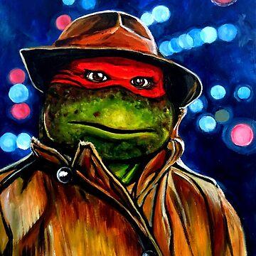 Raphael Ninja Turtle de JosefMendez